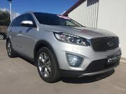2016 Kia Sorento UM MY17 Platinum AWD Silver 6 Speed Sports Automatic Wagon Pialba Fraser Coast Preview