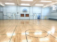 BASKETBALL (AGES 20+) EVERY MONDAY @ 9:15PM