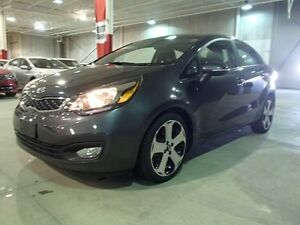 2014 Kia Rio SX,Leather, Nav