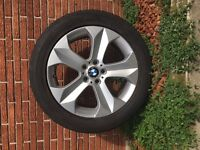 BMW Winter Wheel and Tire Package