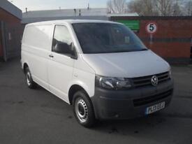 Volkswagen Transporter 2.0 Tdi 102Ps Van DIESEL MANUAL WHITE (2013)