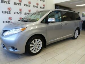 Toyota Certified 2014 Sienna XLE Limited   PST Paid