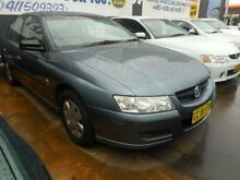 2005 Holden Commodore VZ Acclaim Blue 4 Speed Automatic Sedan Croydon Burwood Area Preview