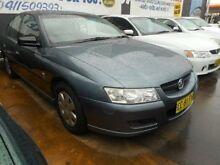 2005 Holden Commodore VZ Acclaim Blue 4 Speed Automatic Sedan Croydon Burwood Area Preview