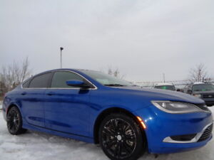 2015 Chrysler 200-Series LIMITED-HEATED SEATS SE-BACK UP CAMERA