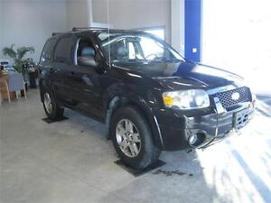 2005 Ford Escape Limited Automatic