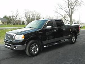 2008 Ford F-150 Lariat AWD