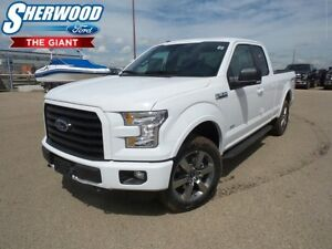 2016 Ford F-150 4x4 w/ Sport Package, Trailer Tow Package