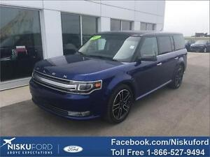 2013 Ford Flex Limited LOADED! $254.85 b/weekly.