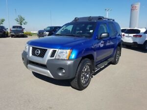2014 Nissan Xterra 4X4 PRO-4X $25888 Navigation (GPS),  Leather,