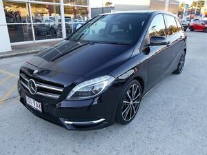 2014 Mercedes-Benz B250 W246 DCT Orient Braun 7 Speed Sports Automatic Dual Clutch Hatchback Buderim Maroochydore Area Preview