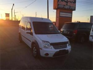 2013 Ford Transit Connect CARGO VAN***BACK-UP CAM***ONLY 119 KMS