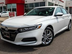 2018 Honda Accord Sedan LX 4dr FWD Sedan