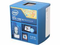 Intel i5 4670k boxed