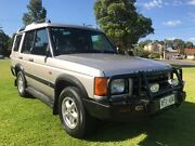 2000 Land Rover Discovery II 00.5MY Td5 Silver 4 Speed Automatic Wagon Somerton Park Holdfast Bay Preview