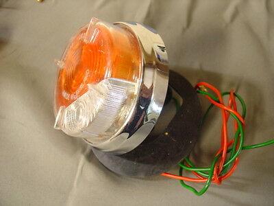 MORRIS MINOR MGA  FRONT INDICATOR LAMP LUCAS L632