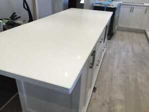 Quartzite,GRANITE and QUARTZ Countertops Installed in 3-5 days