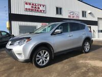 2013 Toyota RAV4 Limited AWD, One owner. $18450. Limited Red Deer Alberta Preview