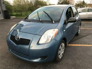 2008 Toyota Yaris LE, accident free !!!certified !!!!