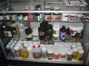 Nutrients (soil, fertilizer) HYDROPONIC