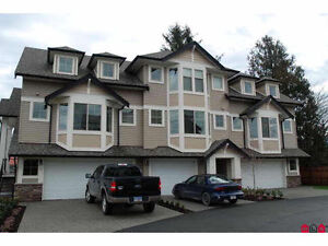 ABSOLUTELY STUNNING TOWNHOME in Central Chilliwack