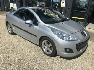 2011 Peugeot 207 CC Silver Automatic Convertible Arundel Gold Coast City Preview