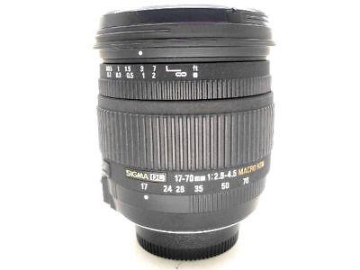 17-70mm Zoomobjektiv Landschaften Personen HSM Innenräume Nahaufnahmen für Nikon Nikon D2x Slr