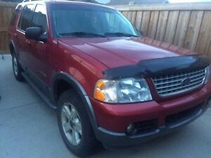 FOR PARTS ONLY - 2004 Ford Explorer XLT SUV, Crossover