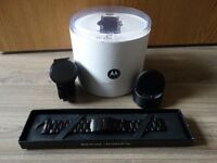 Motorola Moto 360 2nd Generation Smart Watch