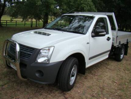 Holden Rodeo Utility Turbo Diesel