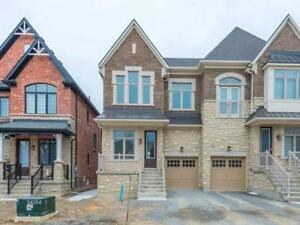 Brand New 4 Bedroom Semi-Detached Home for Lease in King City