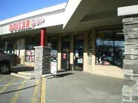 Nanaimo Dollar Store Business Opportunity