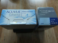 ACUVUE Oasys Contact Lenses - UNOPENED