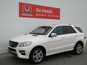 2012 Mercedes-Benz M-Class ML350 BLUETEC DIESEL, AMG PKG