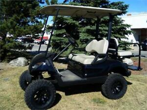2013 Yamaha Drive Custom Golf Cart with OEM New Painted Body!