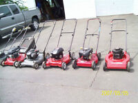 Need a lawnmower?