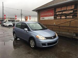 2011 Nissan Versa 1.8 S**HATCHBACK***ONLY 86 KMS***AUTO***