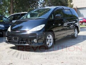2004 Toyota Estima Black Automatic Wagon Bayswater Knox Area Preview