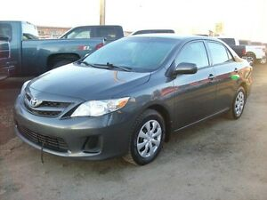 2012 Toyota Corolla AUTO/4DOOR/LOW PAYMENTS Edmonton Edmonton Area image 2