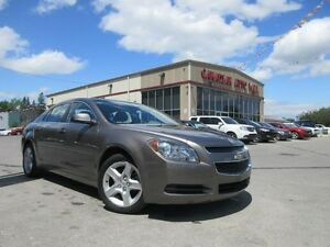 2011 Chevrolet Malibu LS, LOADED, A/C, ONLY 52K!