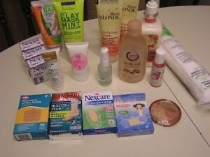 Lotions,Conditioners,Frist Aid, Lip Balm,Candles,Mask,etc London Ontario image 2