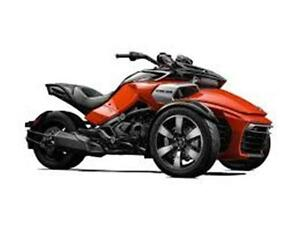 2015 Can Am Spyder F3 S SM6