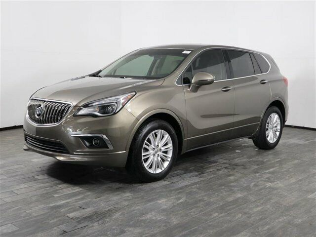 Image 2 Voiture American used Buick Envision 2017