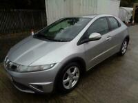 Honda Civic 2.2i-CTDi 2010 SE 107,000 Miles Mot Oct 21 ** 3 Months Warranty **