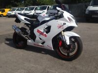 GSXR600 sell/px car or transit(may take 125+cash)