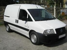 2006 CITROEN DISPATCH 1.9 D Enterprise 815kg Diesel Van