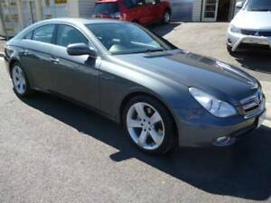 2009 Mercedes-Benz CLS New Town Hobart City Preview