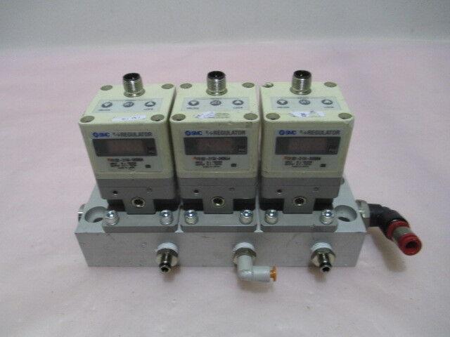 SMC ITV1031-311S4-DIK00694 E/P Regulator Assembly, 415776