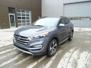2017 Hyundai Tucson AWD LIMITED TURBO Navigation, Rearview Camer