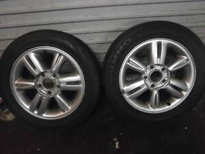 HOLDEN COMMODORE VS SS V8 16 INCH ALLOY MAG WHEELS X 2 Campbelltown Campbelltown Area Preview